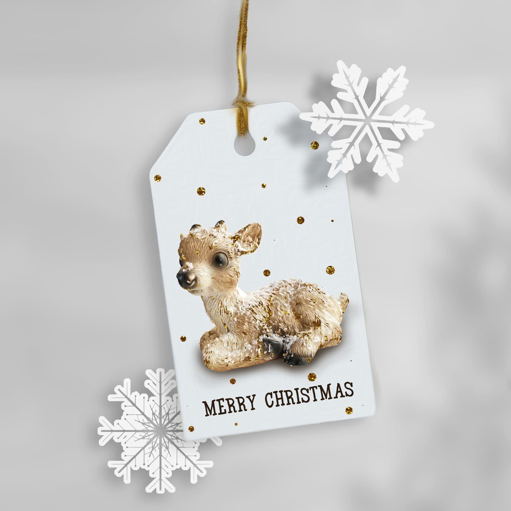496 Christmas Illustrations: Christmas Vectors Bundle SVG, EPS, AI - c