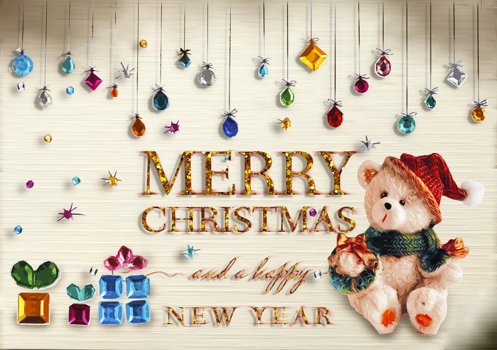 496 Christmas Illustrations: Christmas Vectors Bundle SVG, EPS, AI - h