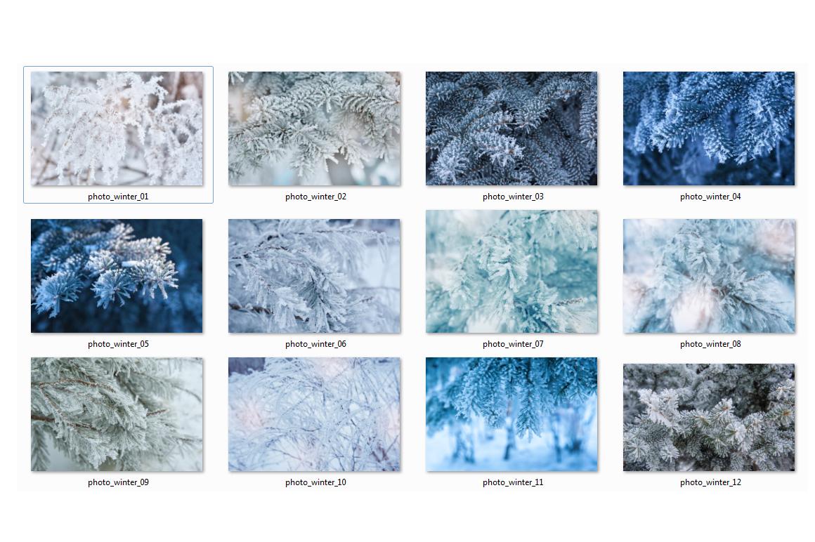 23 Winter Photos in JPG (300 dpi) - title 3 8