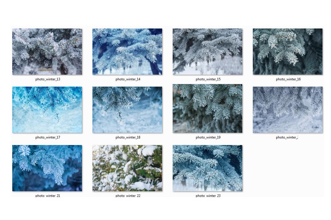 23 Winter Photos in JPG (300 dpi) - title 4 7