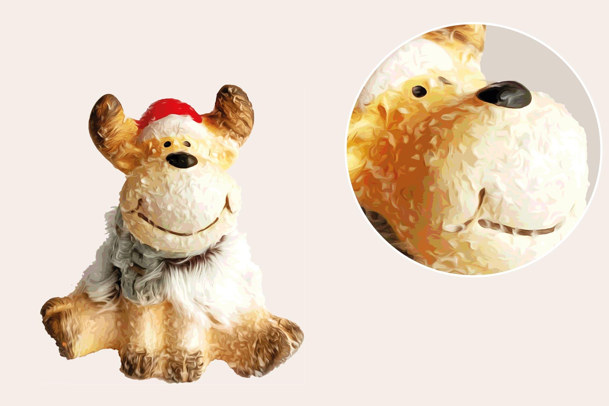496 Christmas Illustrations: Christmas Vectors Bundle SVG, EPS, AI - xmas reindeer b