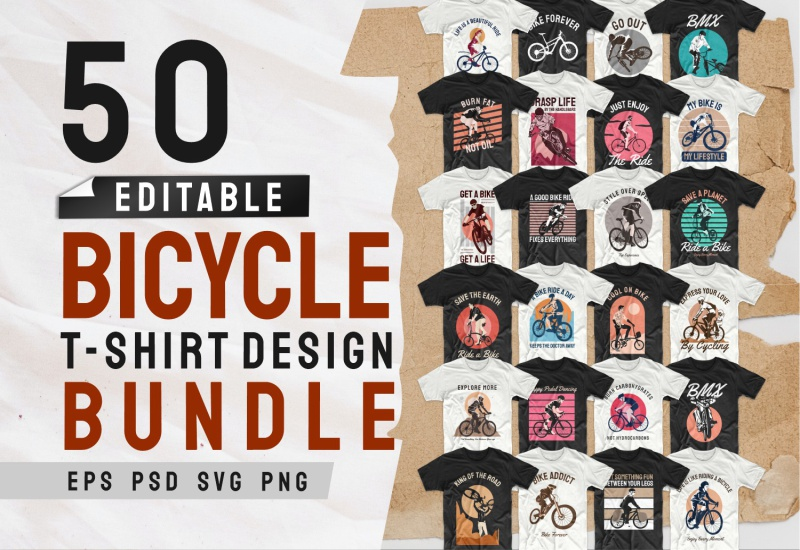 900+ Trending T-shirt Designs Mega Bundle - 1 1