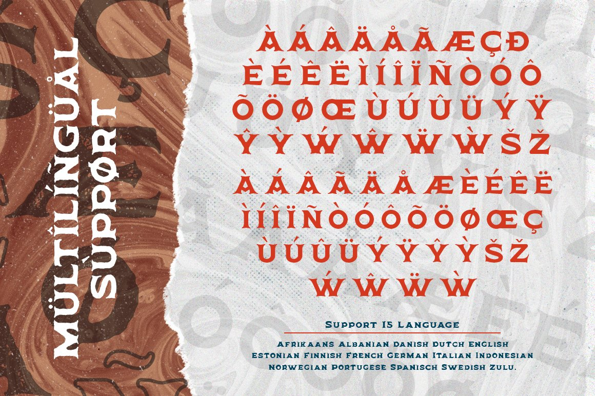 Horbse Vintage Serif Font ( with Illustration ) - 11 .png