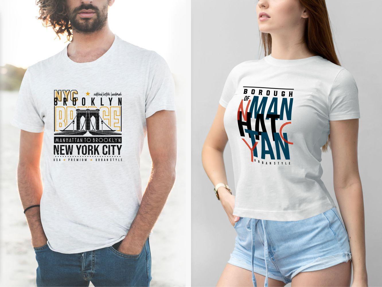 106 Urban T-shirt Designs Collection - 17 4