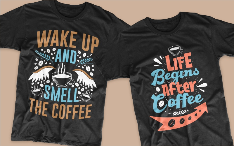 900+ Trending T-shirt Designs Mega Bundle - 21