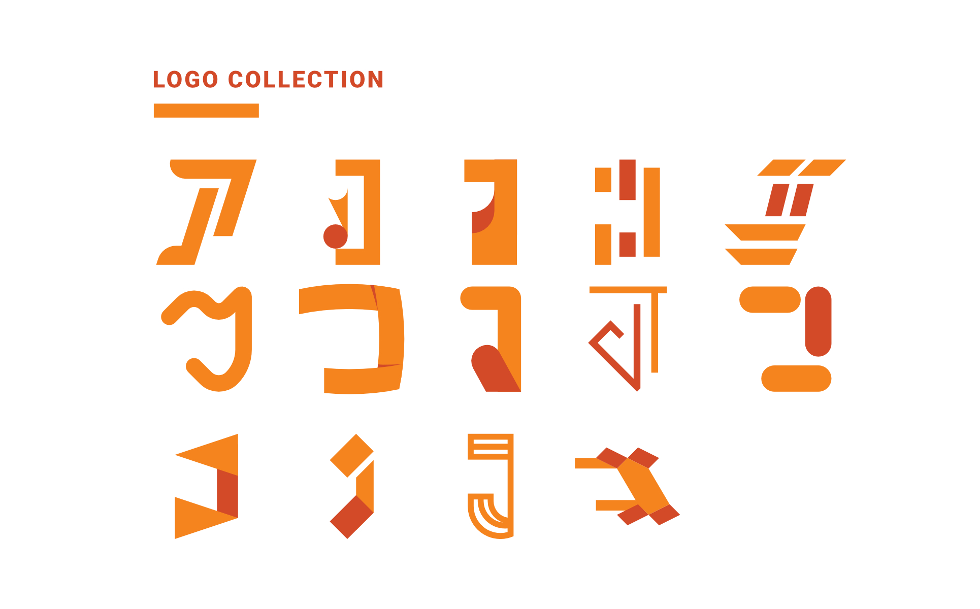 Letter J - Logo Collection - 2315524 1596184010800 p1