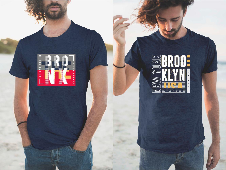 106 Urban T-shirt Designs Collection - 3 6