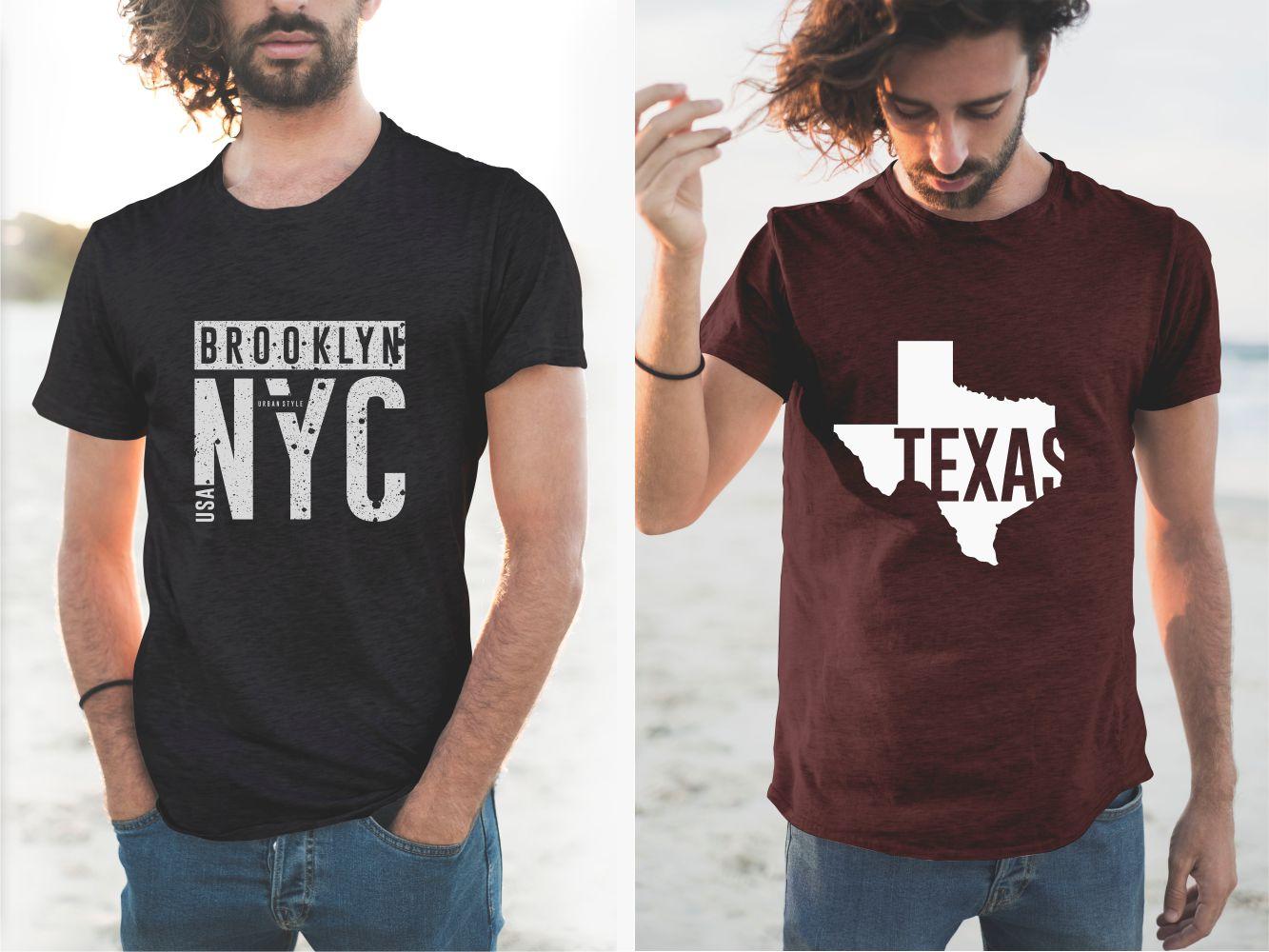 106 Urban T-shirt Designs Collection - 36 1
