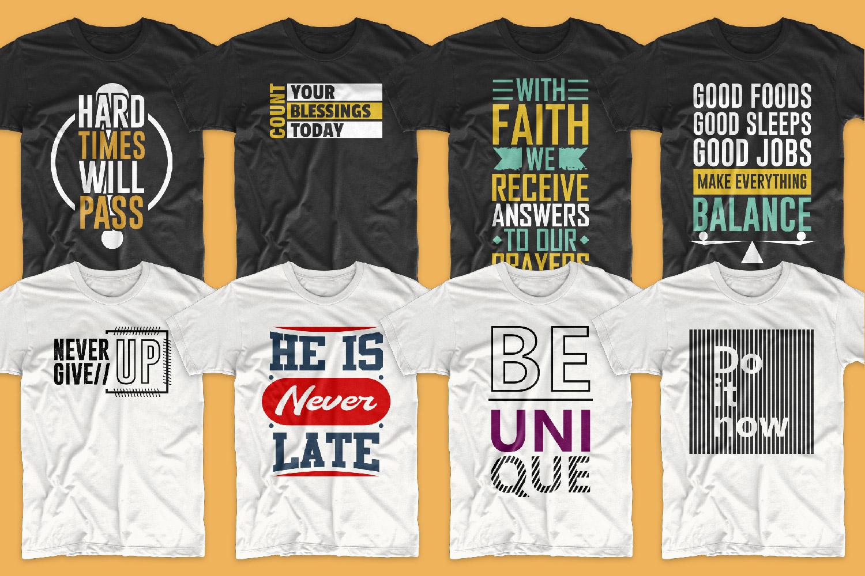 219 Christian T-Shirt Sayings Bundle - 4 4