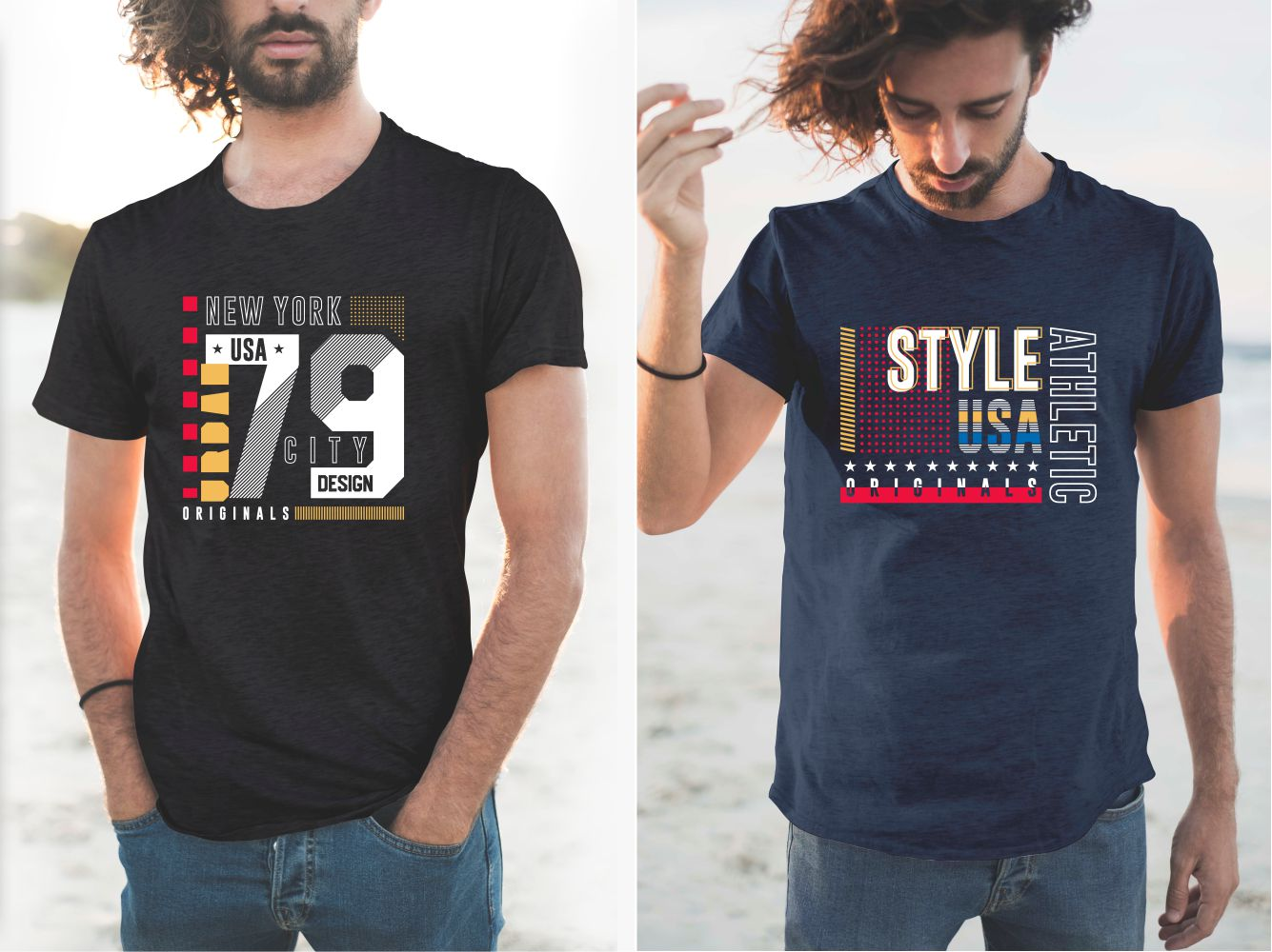106 Urban T-shirt Designs Collection - 40 1