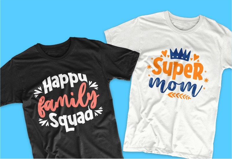 900+ Trending T-shirt Designs Mega Bundle - 43