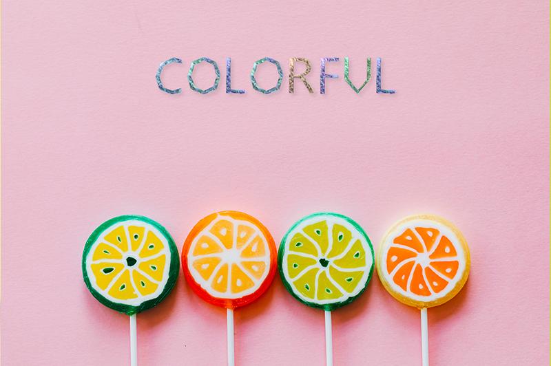 21 Color Fonts: FaeryDesign & PandoraDreams Render Fonts - LowPoly 04