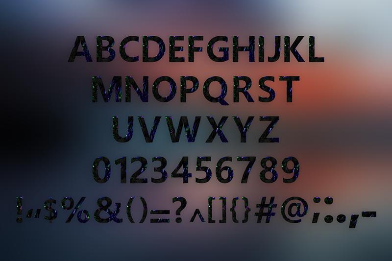 21 Color Fonts: FaeryDesign & PandoraDreams Render Fonts - MXB 1658 01