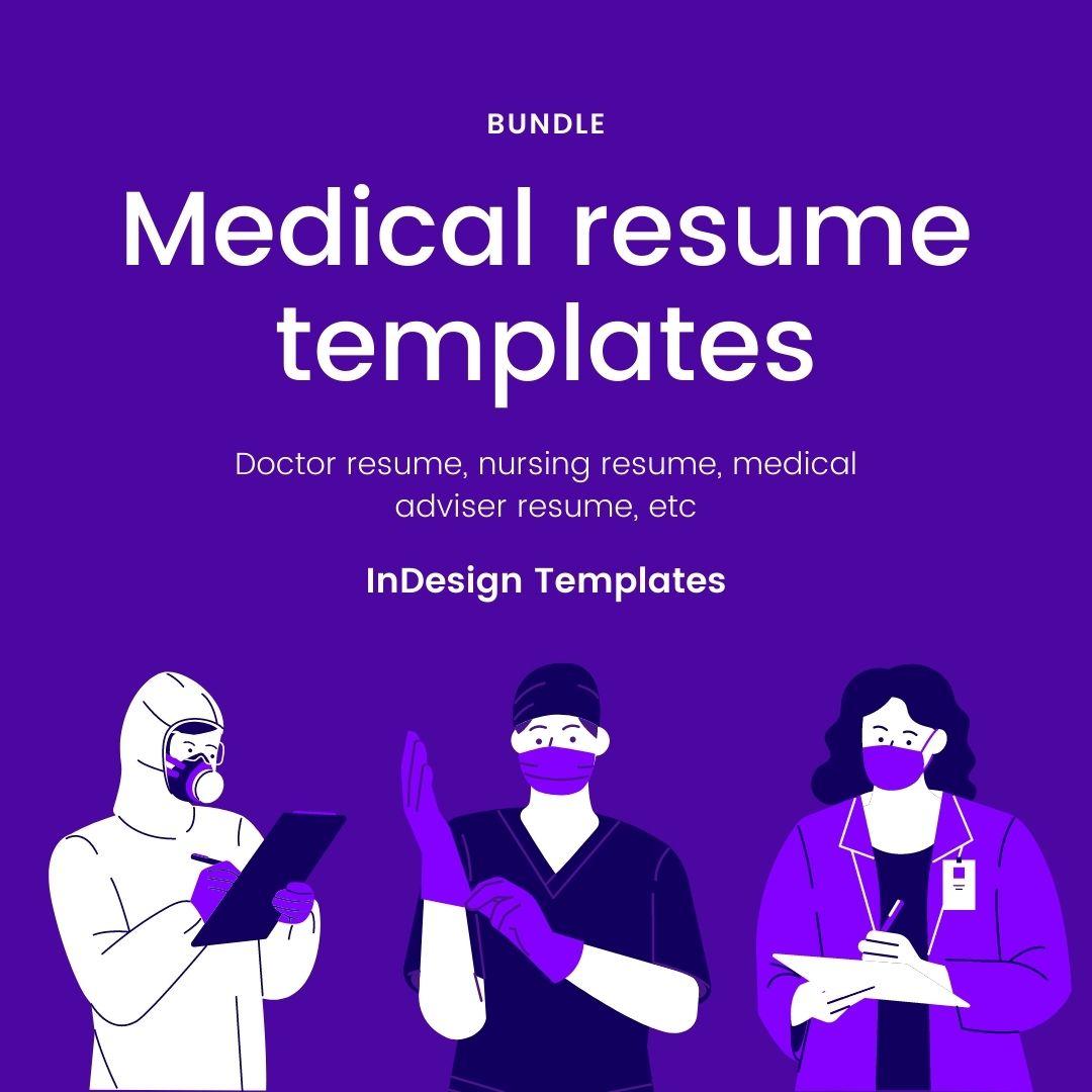 Medical Resume Templates