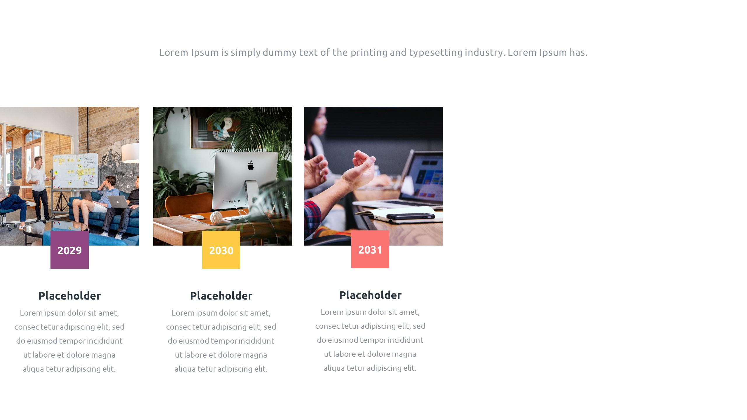 36 Timeline Presentation Templates: Powerpoint, Google Slides, Keynote - Slide10 1