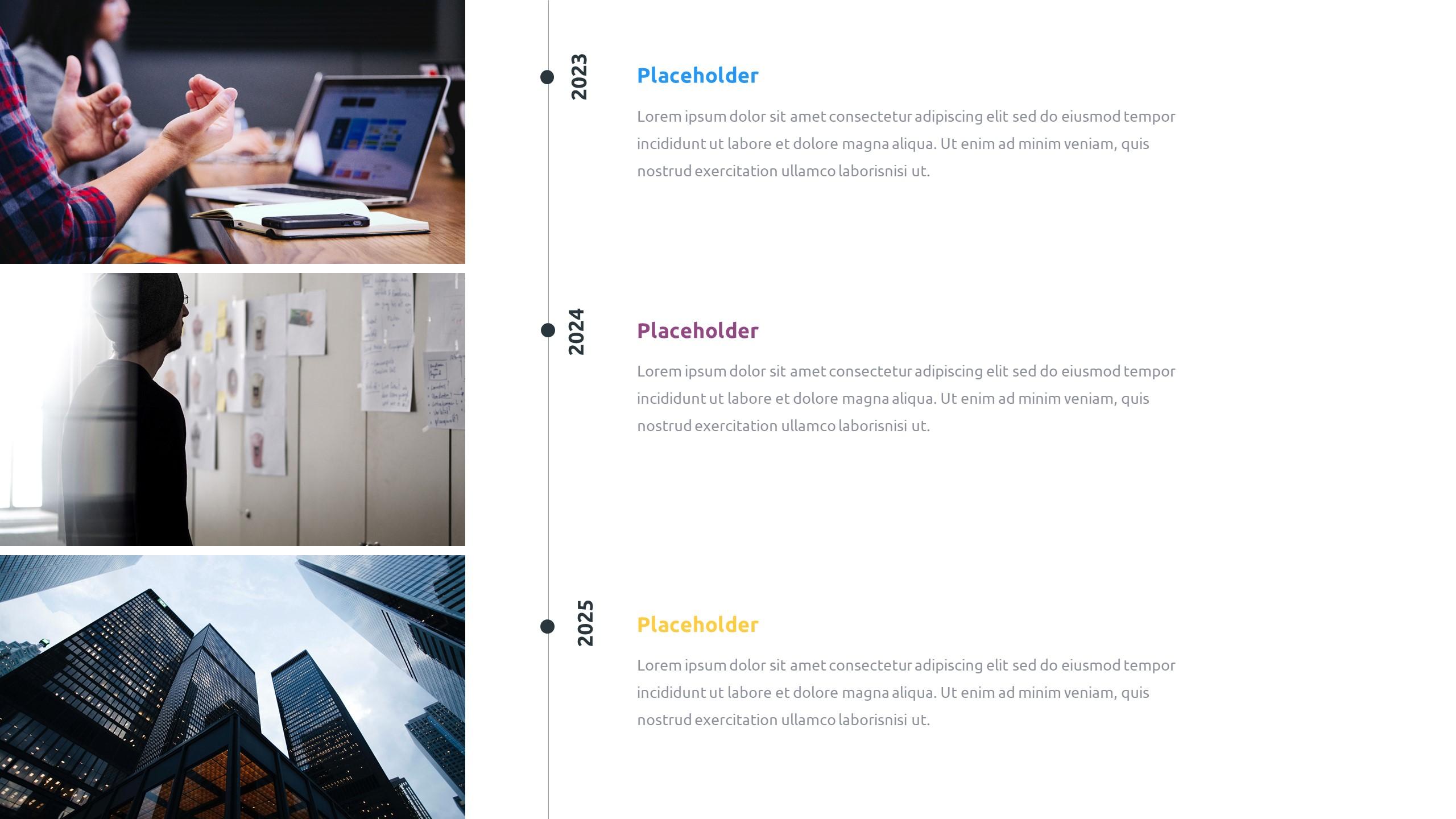 36 Timeline Presentation Templates: Powerpoint, Google Slides, Keynote - Slide14