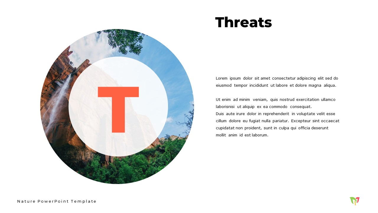 Nature  Powerpoint Template and Google Slide Theme - Bonus: Keynote Template - Slide17 1