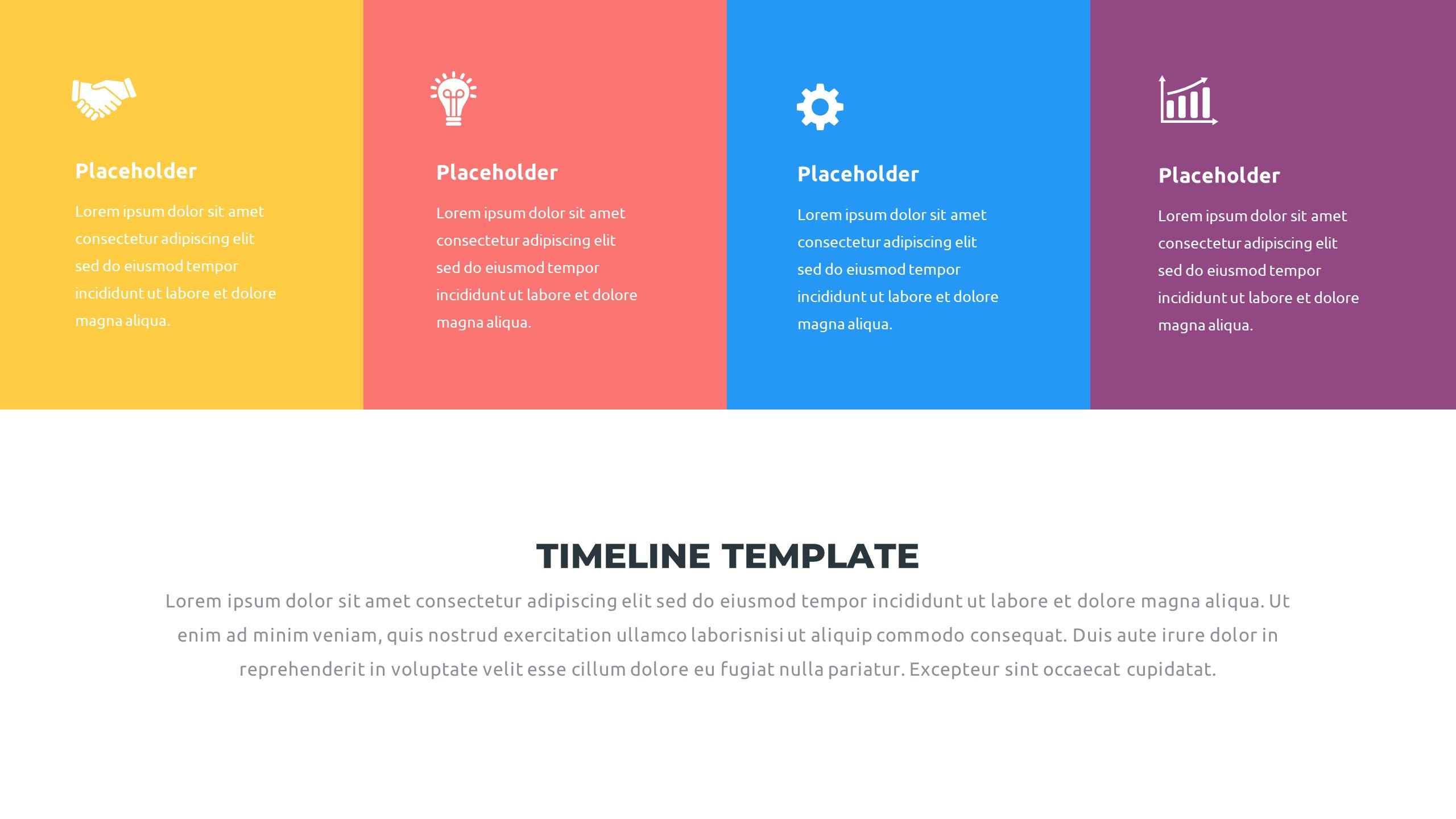 36 Timeline Presentation Templates: Powerpoint, Google Slides, Keynote - Slide17