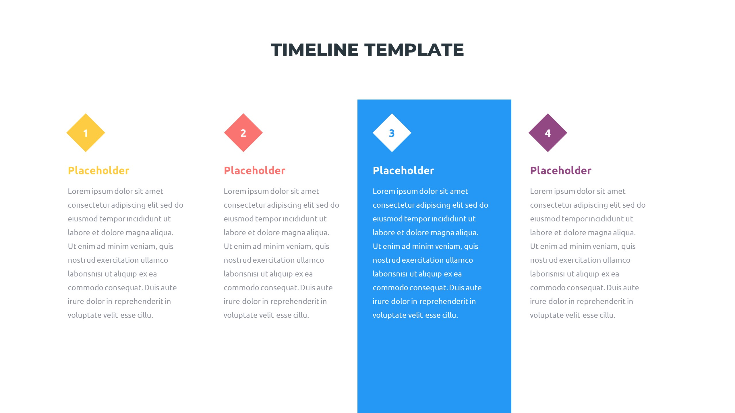 36 Timeline Presentation Templates: Powerpoint, Google Slides, Keynote - Slide18