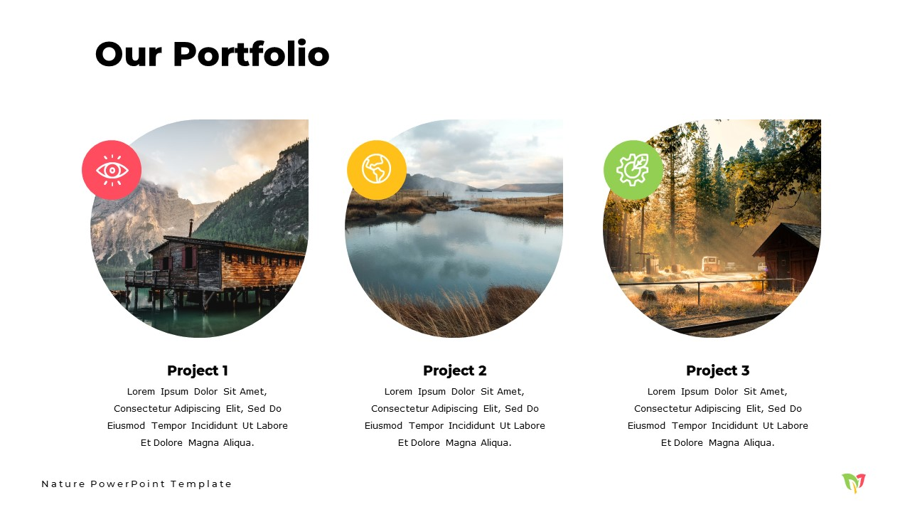 Nature  Powerpoint Template and Google Slide Theme - Bonus: Keynote Template - Slide21 1