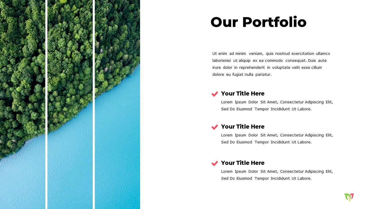 Nature  Powerpoint Template and Google Slide Theme - Bonus: Keynote Template - Slide23 1