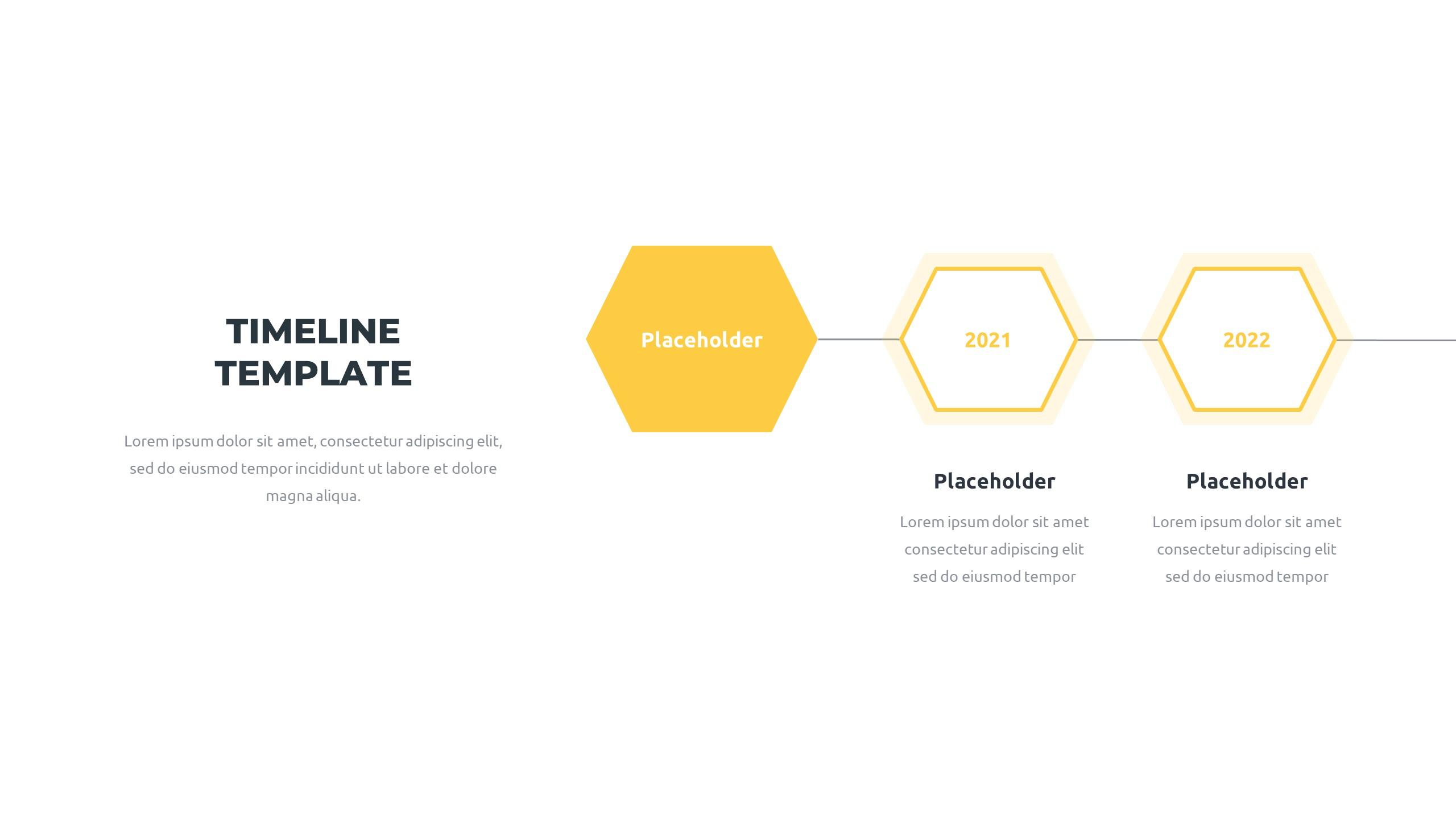 36 Timeline Presentation Templates: Powerpoint, Google Slides, Keynote - Slide34