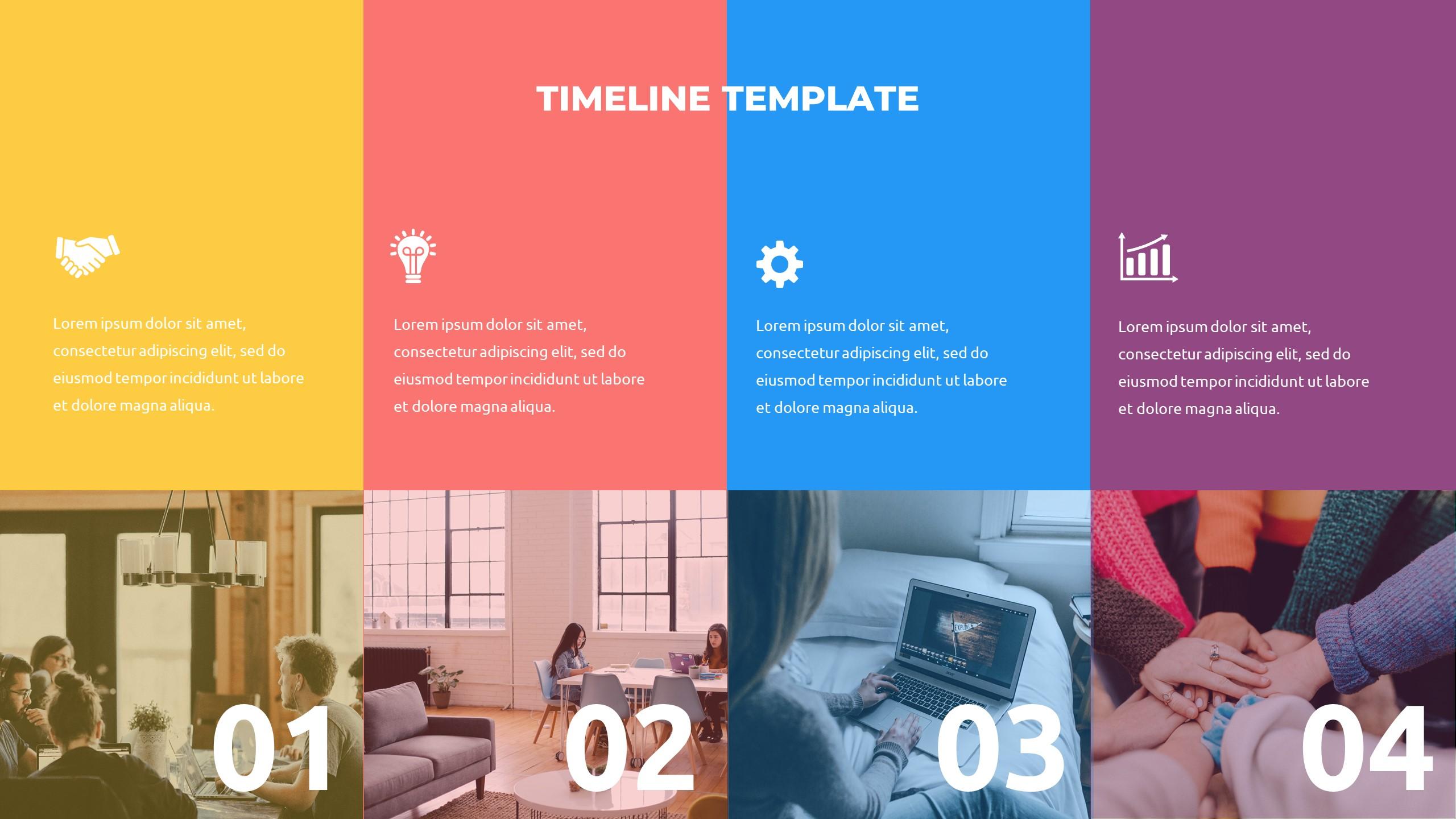 36 Timeline Presentation Templates: Powerpoint, Google Slides, Keynote - Slide5 1