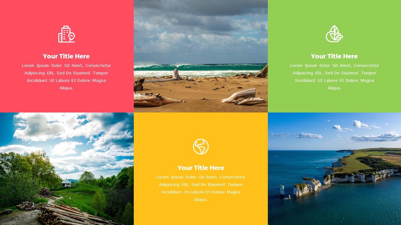 Nature  Powerpoint Template and Google Slide Theme - Bonus: Keynote Template - Slide6 2