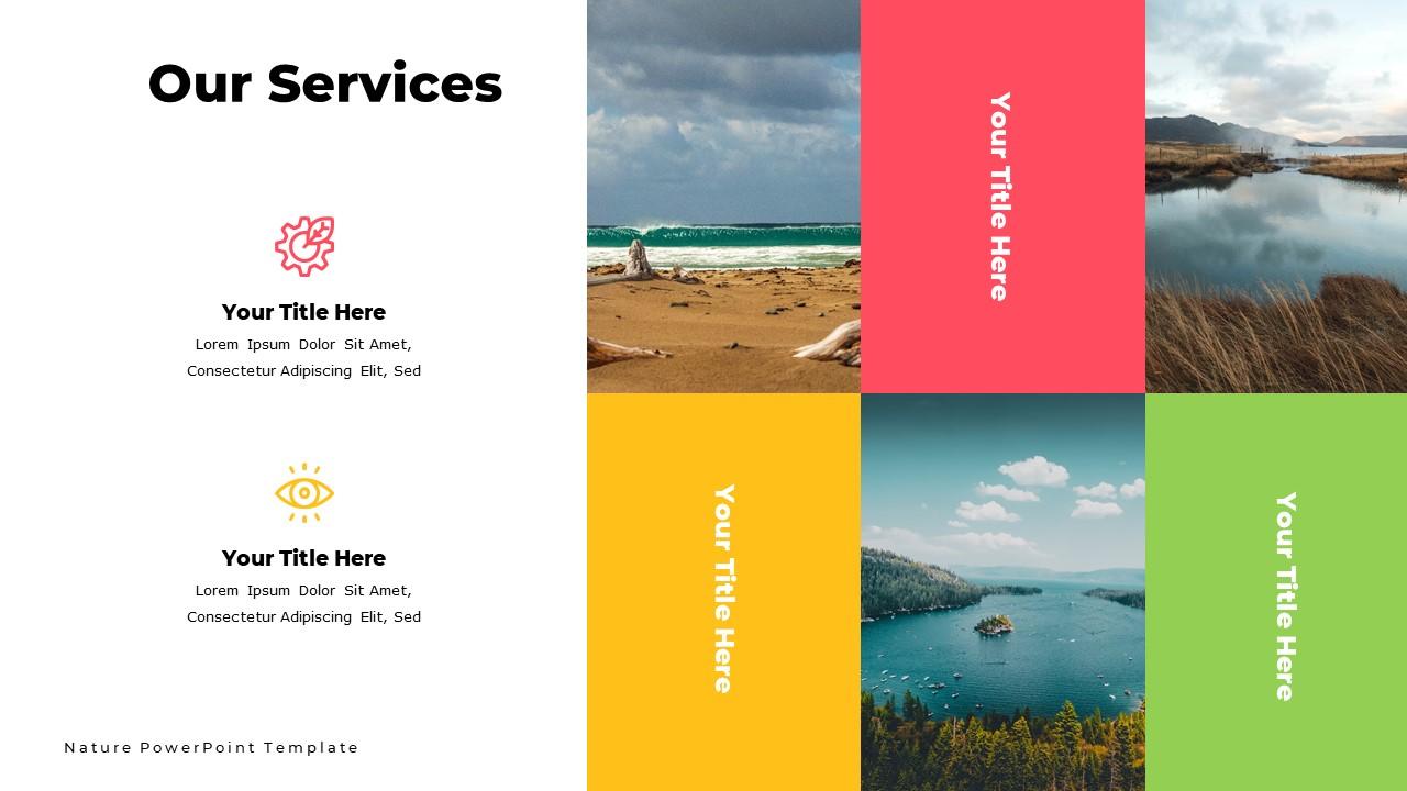 Nature  Powerpoint Template and Google Slide Theme - Bonus: Keynote Template - Slide7 2