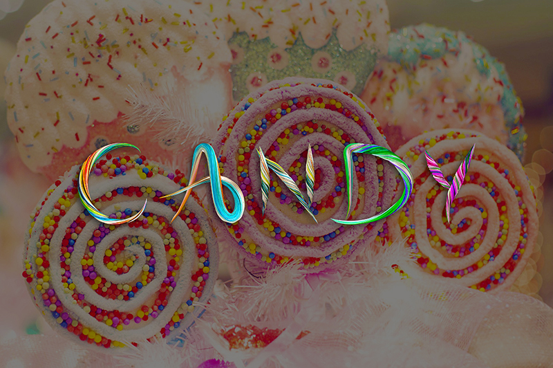 21 Color Fonts: FaeryDesign & PandoraDreams Render Fonts - Twisted 02