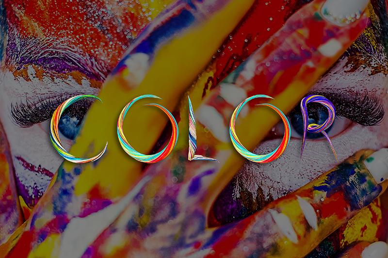 21 Color Fonts: FaeryDesign & PandoraDreams Render Fonts - Twisted 03