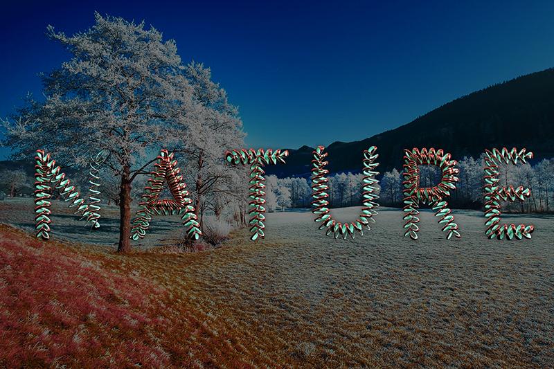 21 Color Fonts: FaeryDesign & PandoraDreams Render Fonts - Wonder 02