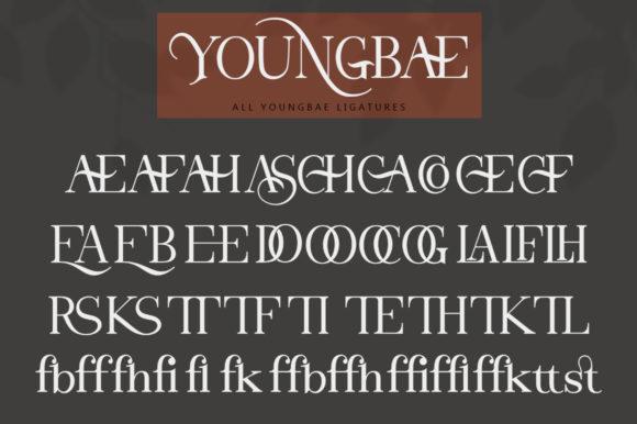 Modern Regular Font