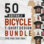 Bicycle T-shirt Designs