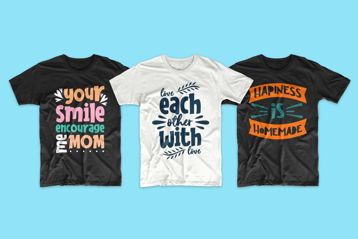 50 Family T-shirt Design Bundle - cf 7 1