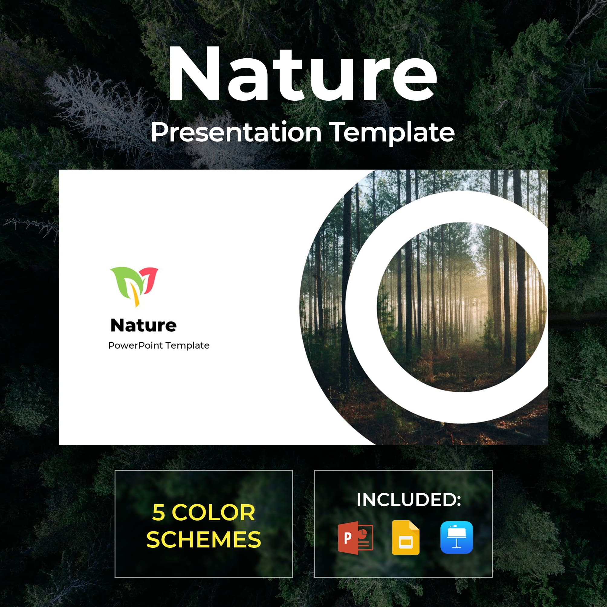 Nature Presentation Template