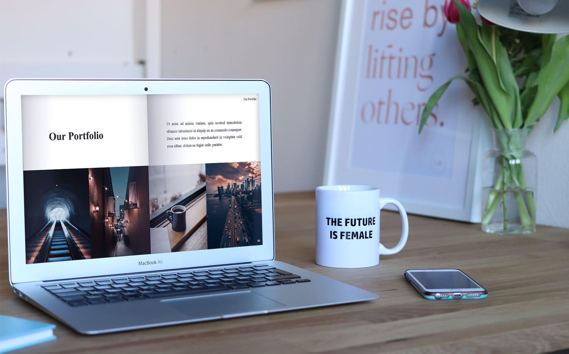 Free Book Google Slide Theme