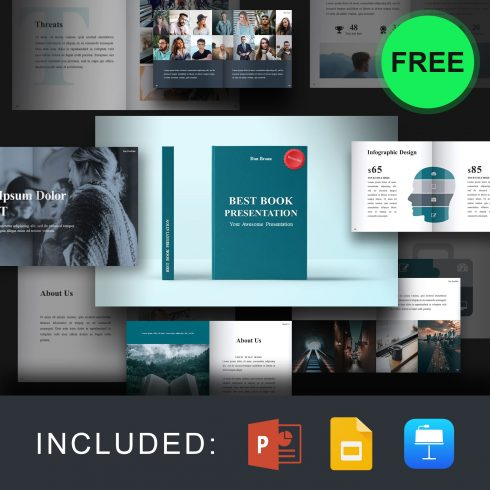 Business PowerPoint Templates Bundle to Give a Gripping Business Presentation - 1 2 1 490x490
