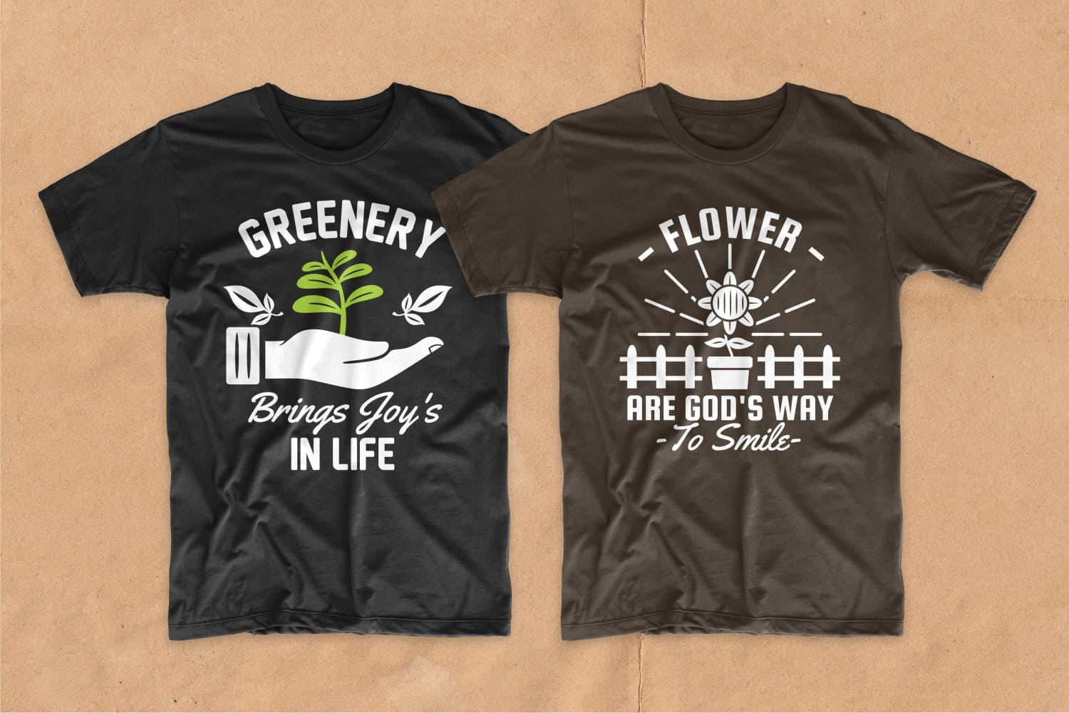 Gardening T-shirt Designs Bundle - 12 2