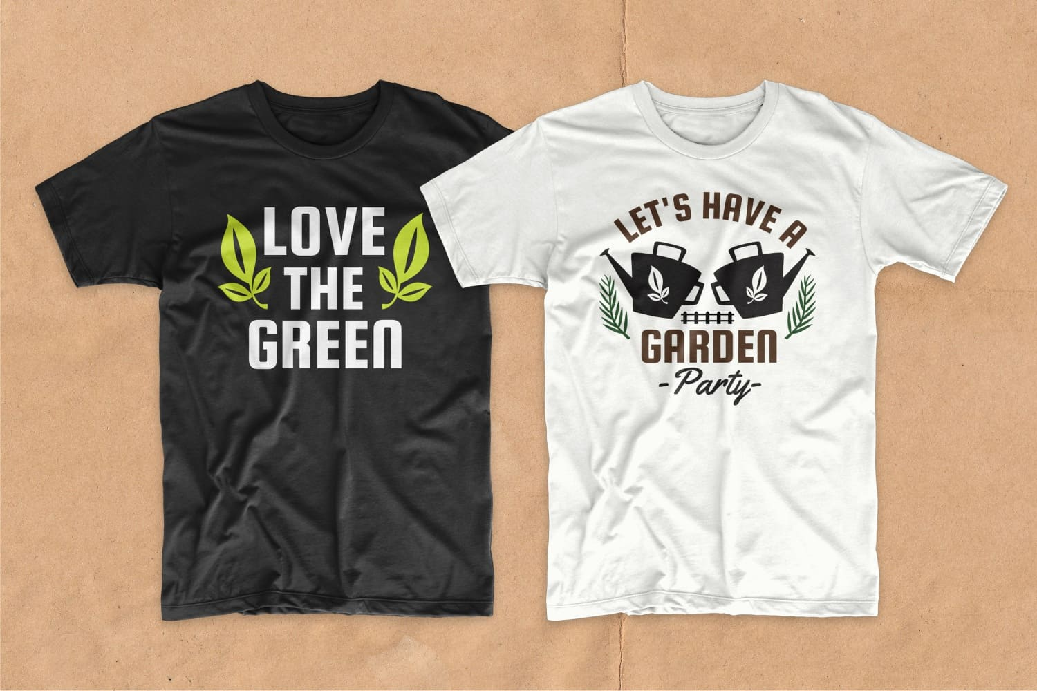 Gardening T-shirt Designs Bundle - 14 2