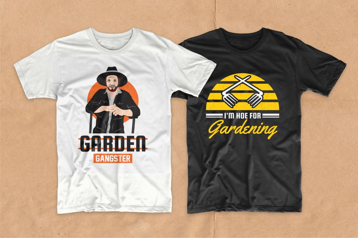 Gardening T-shirt Designs Bundle - 16 2