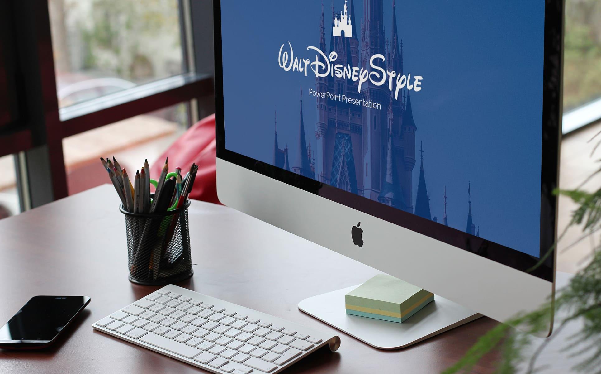 Disney Powerpoint Template