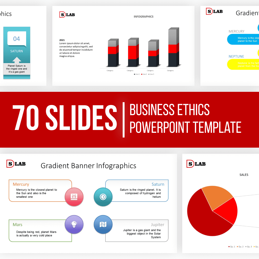 Business Ethics Powerpoint Template