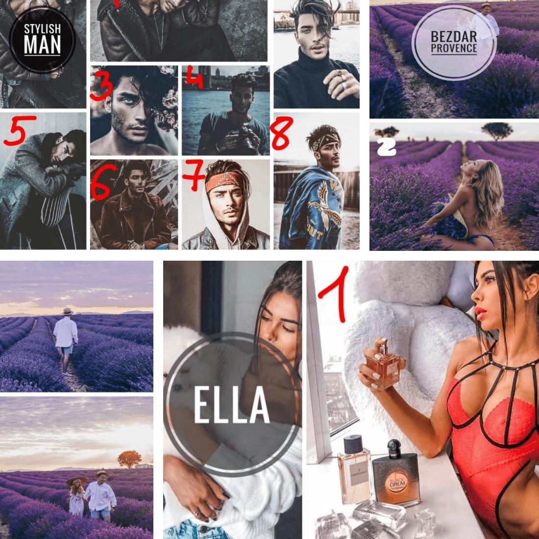 42.1 - 39 Instagram trend 2021 LightRoom Presets