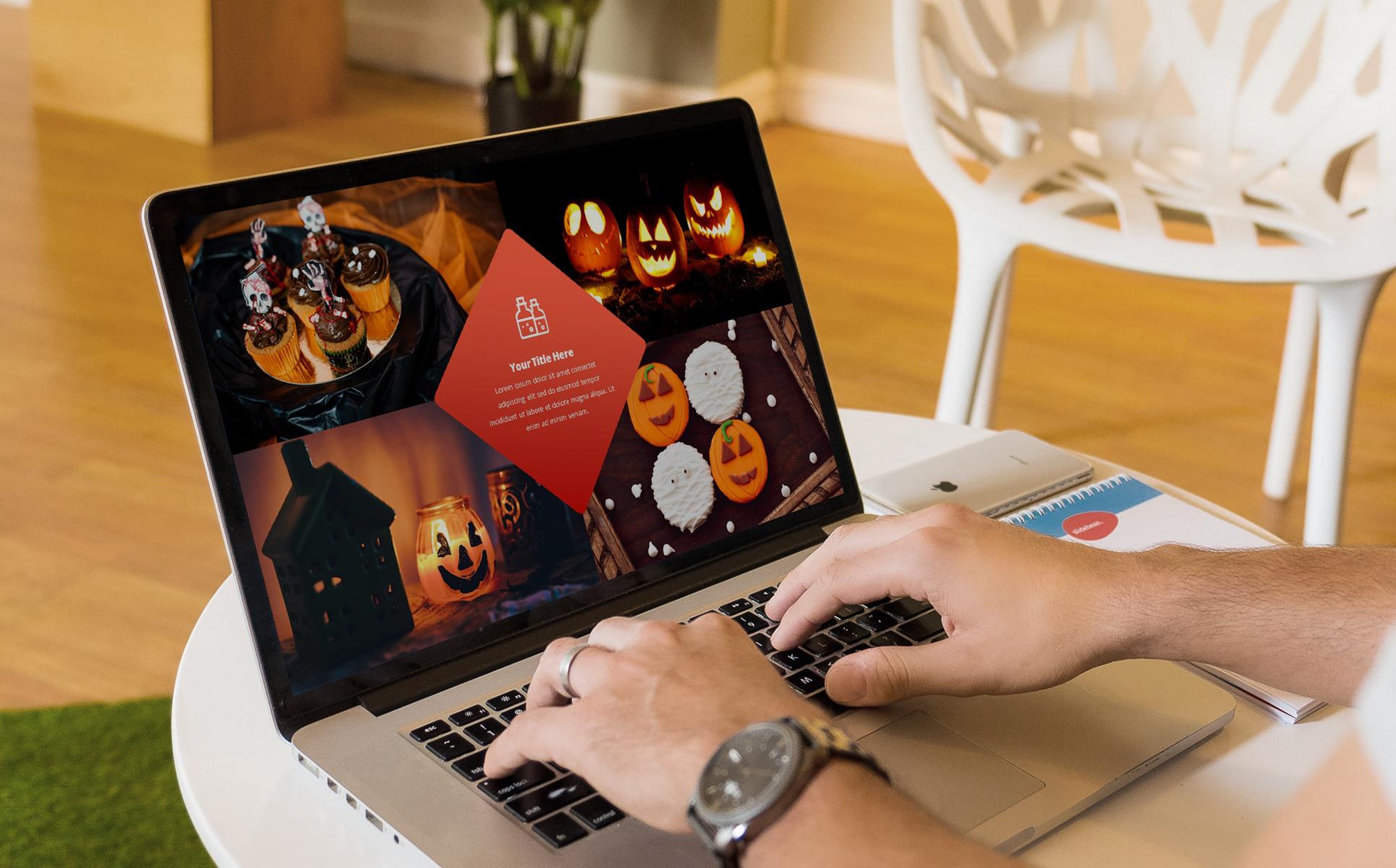 Free Halloween Presentation