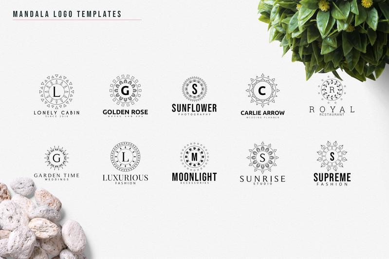 10 Mandala Logo Vector Collection - 6 289d68e7 85ff 4868 9943 a03f299292dc 800x