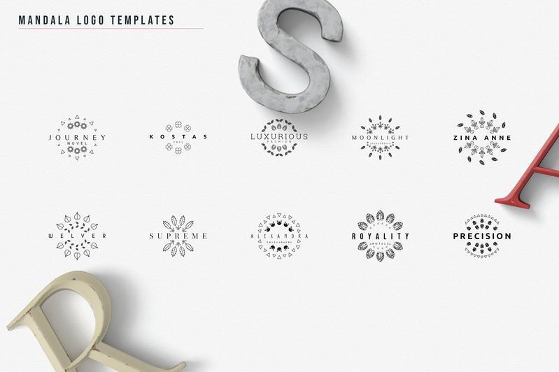 Mandala Logo Creator: Mandala 10 Logo Templates - 6 326225bc 5d35 4a95 8c5e c0ada75029d0 800x