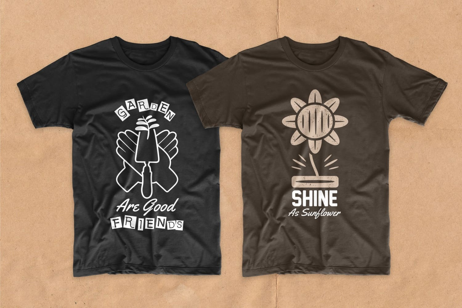 Gardening T-shirt Designs Bundle - 7 2