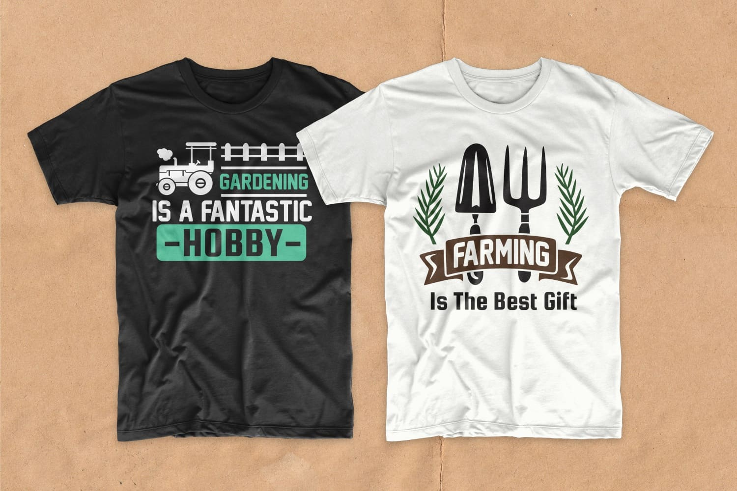 Gardening T-shirt Designs Bundle - 8 2