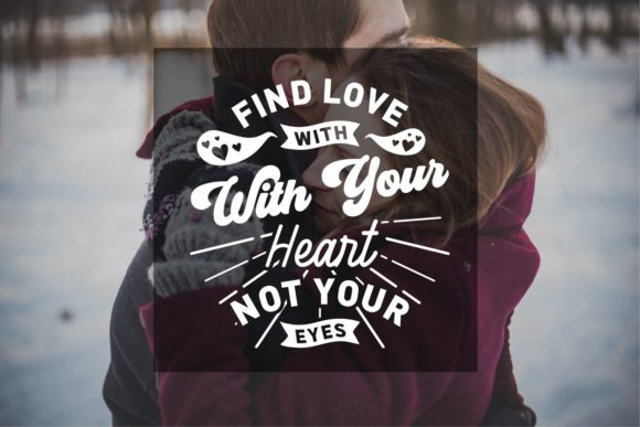 Romantic and Love Quotes SVG Bundle - Love and Romantic Quotes SVG Bundle Graphics 7433873 12 580x387